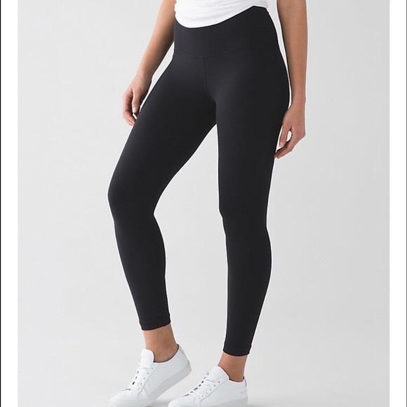 ffd4a12d55b3c lululemon athletica Pants - Lululemon Align 7 8 Pant